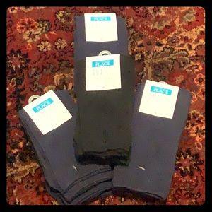 12 pairs socks!